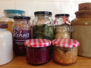 Taste test a range of ferments
