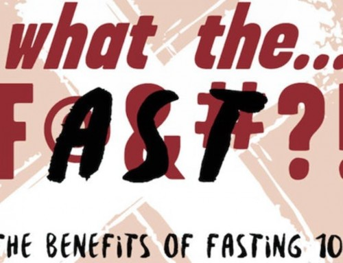 Fasting at Village Talks, Manly Sydney, Feb 18th, 2019