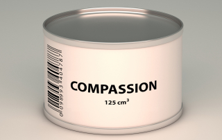 bank with compassion title