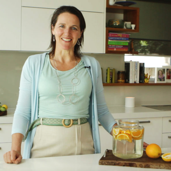 Sally Mathrick, naturopath